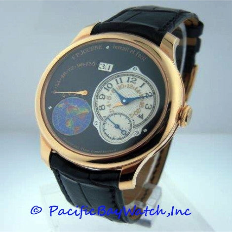 F.P. Journe Octa UTC Rose Gold