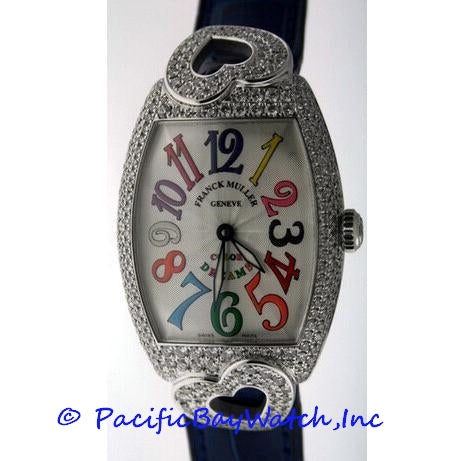 Franck Muller Color Dreams 7502 QZ D