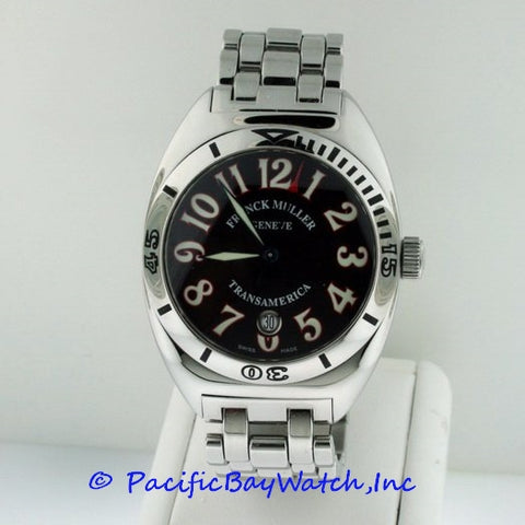 Franck Muller Transamerica 2000 Men's Pre-Owned