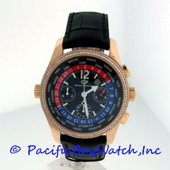 Girard Perregaux World Timer Financial WW.TC 49805 Pre-owned