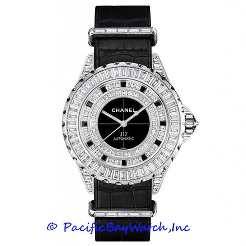 Chanel J12 Diamond Ladies H4193