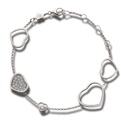 Chopard Happy Hearts Bracelet 857482-1009