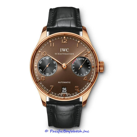 IWC Portuguese 7 Day Power Reserve IW500124