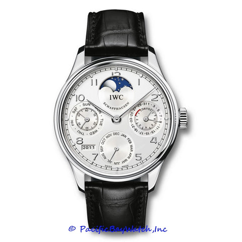 IWC Portuguese Perpetual Calendar Moonphase IW502305