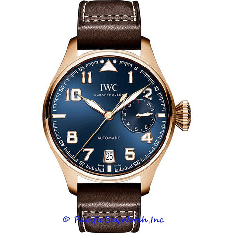 IWC Big Pilot IW500909