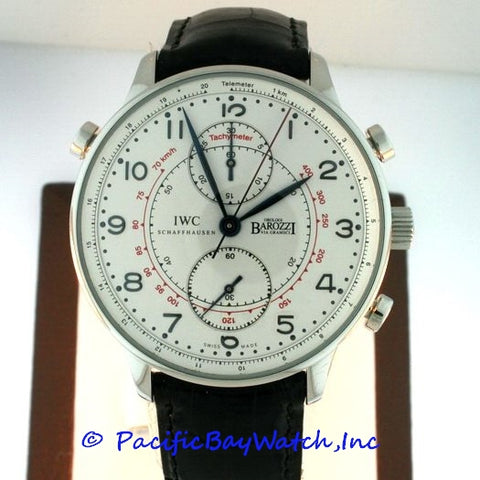 IWC Portuguese Barozzi Rattrapante IW3712 Pre-owned