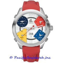 Jacob & Co. JC-1 Men's 5 Time Zone