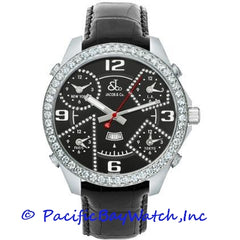Jacob & Co. JC-2 Men's 5 Time Zone 3.25ct Bezel