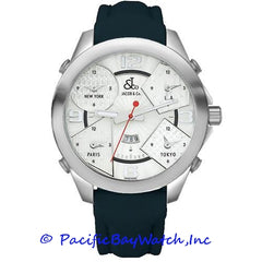 Jacob & Co. JC-3 Men's 5 Time Zone