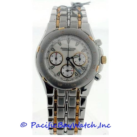 Jaeger leCoultre Kryos Chronograph Men's Watch