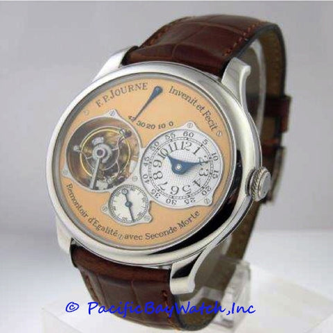 F.P. Journe Souverain Tourbillon