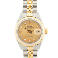 Rolex DateJust Ladies 69173 Watch