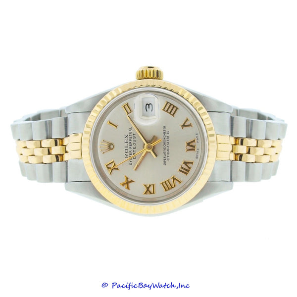 Rolex Datejust Ladies Two Tone Watch Pre-Owned  Pacific -8943