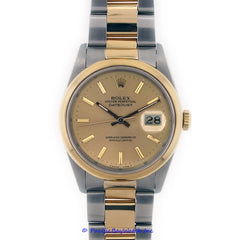 Rolex Datejust Men's 16203 Pre-owned