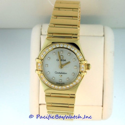 Omega Constellation My Choice 1154.75