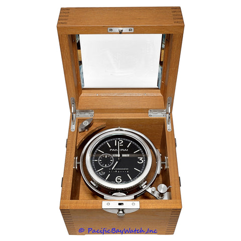 Panerai Luminor Marine Chronometer Clock PAM00245