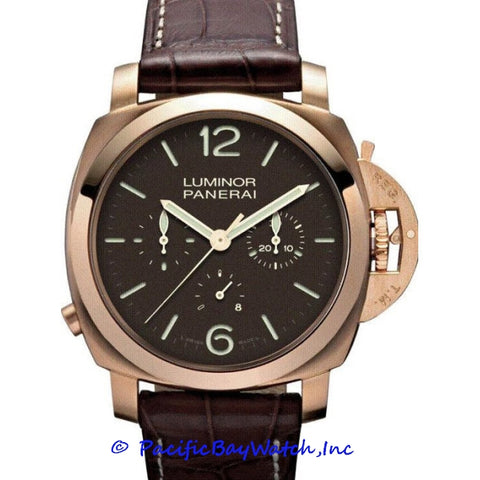 Panerai Luminor Rattrapante 8 Days PAM00319