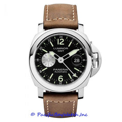 Panerai Luminor GMT Acciaio Men's Watch PAM01088