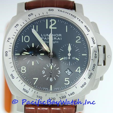 Panerai Luminor Chronograph PAM00196