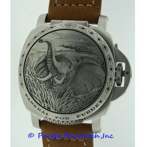 Panerai Luminor Sealand for Purdey PAM00814
