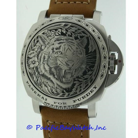 Panerai Luminor Sealand for Purdey PAM00813