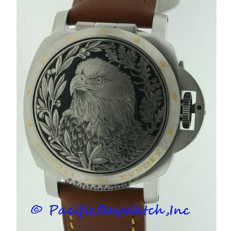 Panerai Luminor Sealand for Purdey PAM00817