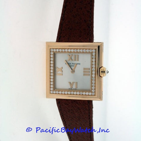 Patek Philippe Gondolo Ladies Pre-owned 4868R