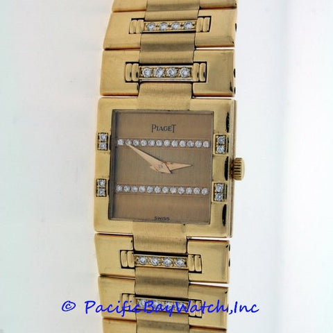 Piaget Dancer Ladies Diamond Watch