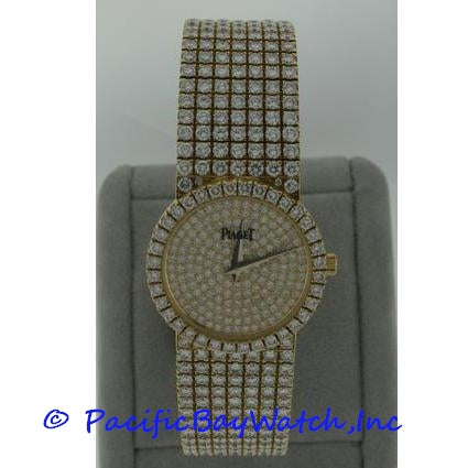 Piaget Classque All Diamond New Watch