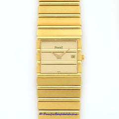 Piaget Polo Mid-Size Yellow Gold Watch