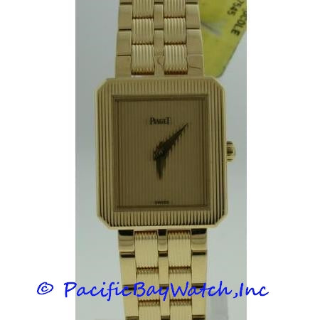 Piaget Protocol Ladies Yellow Gold Watch