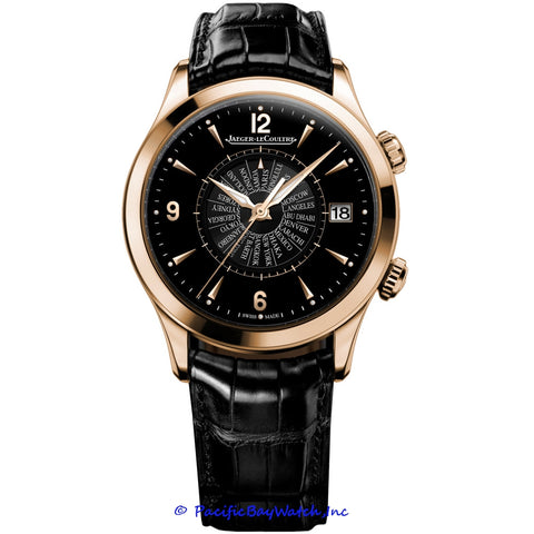Jaeger LeCoultre Memovox World Time Q1412471