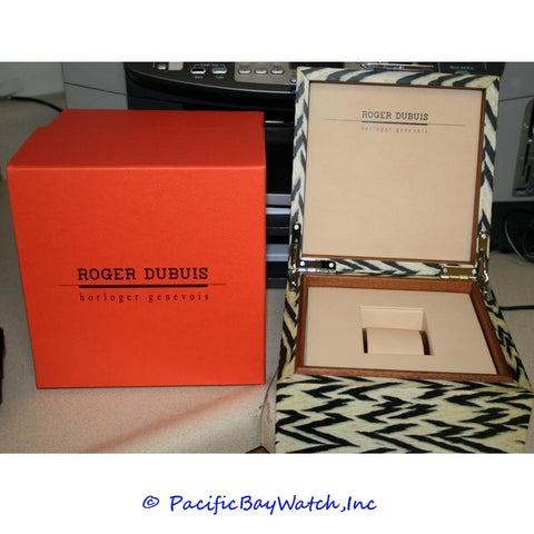 Roger Dubuis Wood Box