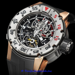 Richard Mille RM25 Diver Tourbillon Chronograph Pre-Owned