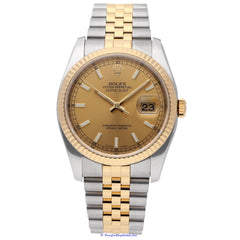 Rolex Datejust Men's 116233 Pre-owned