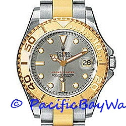 Rolex Yachtmaster Midsize 168623