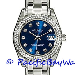 Rolex Pearlmaster Mid-Size 81339