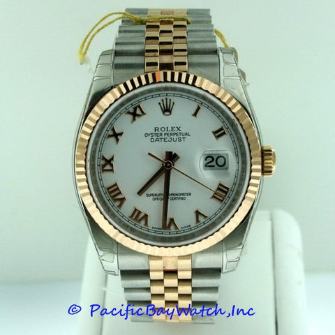 Rolex Datejust Men's 116231