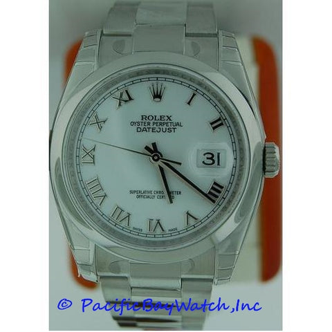 Rolex Datejust Men's 116200