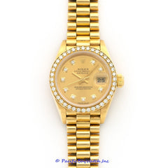 Rolex President Ladies 69138 Pre-Owned
