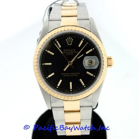 Rolex Datejust Men's 16233 Pre-owned