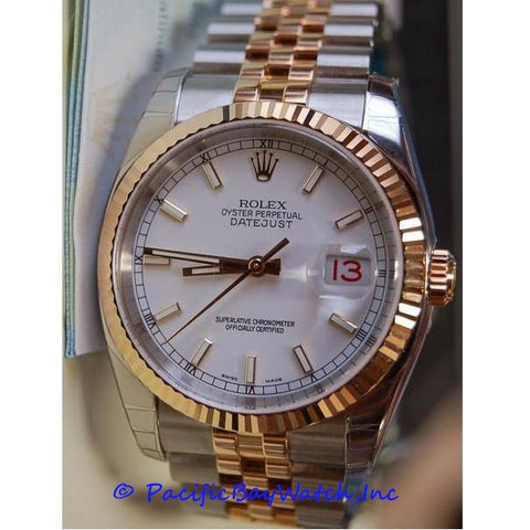 Rolex Datejust Men's 116233