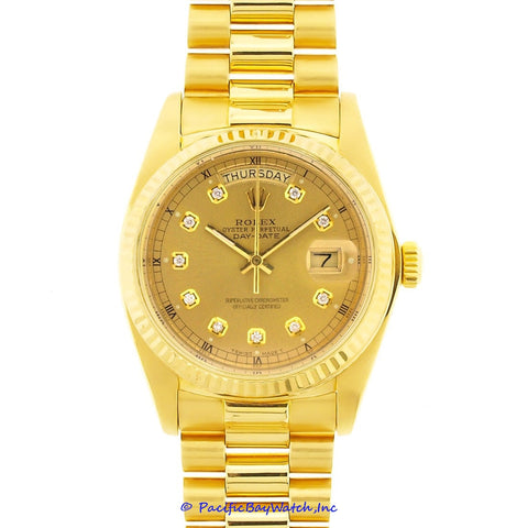 Rolex President Men's 18238 Pre-owned