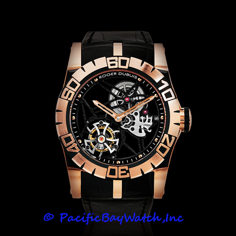 Roger Dubuis Easy Diver Skeleton Flying Tourbillon RDDBSE0265