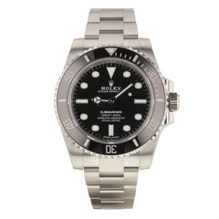 Rolex Submariner 114060 Pre-Owned
