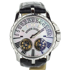 Roger Dubuis Excalibur Double Tourbillon Pre-Owned
