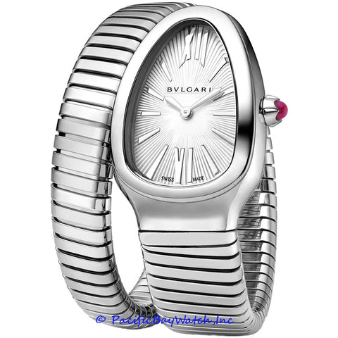 Bvlgari Tubogas Serpenti Ladies SP35C6SS1T