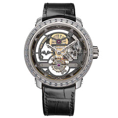 DeWitt TWENTY-8-EIGHT Diamond Skeleton Tourbillon T8.TH.009