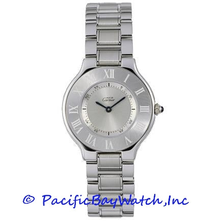 Cartier Must 21 Ladies W10109T2