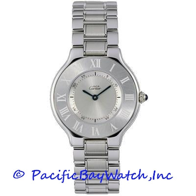 Cartier Must 21 Men's W10110T2